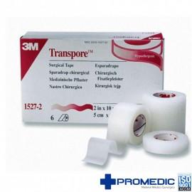 TRANSPORE HIPOALERGENICO 5x10 C/6