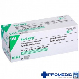 STERI-STRIP 6X38mm C/6X50
