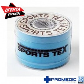 VENDA NEUROMUSCULAR SPORTS TEX 5X5 AZUL