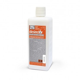 DESINCLOR CLORHEXIDINA 2% 500ML COLOREADA