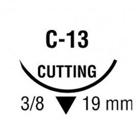 SOFSILK 0 NEG 3/8 19mm T 75cm C13 C/36
