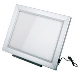 NEGATOSCOPIO LED A4
