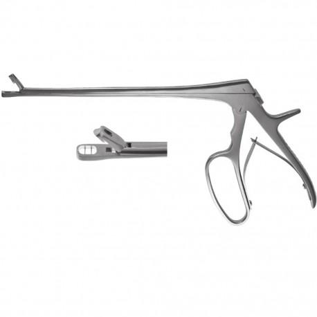 PINZA BIOPSIA TISCHLER-MORGAN 7x3mm 23cm