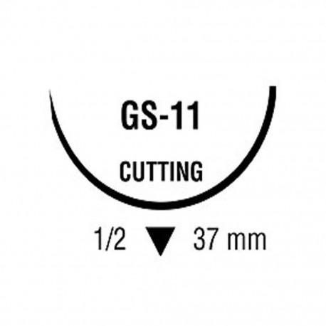POLYSORB 2/0 VIO GS-11 C/36