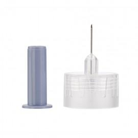 AGUJA INS. PLUMA 31G 0,25x8 mm C/100