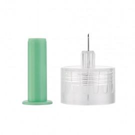 AGUJA INS. PLUMA 32G 0,23x4 mm C/100
