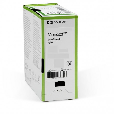 MONOSOF 5/0 NEG 3/8 16mm T 45cm C12 C/36