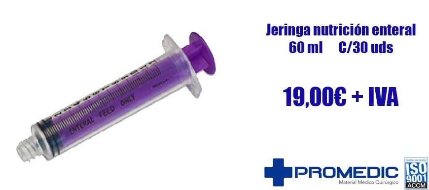 Jeringa Nutrición Enteral